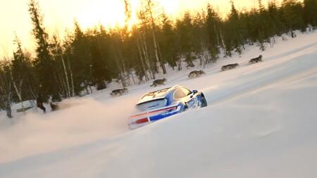 Porsche Taycan Cross Turismo Dron Johnny Fpv 3