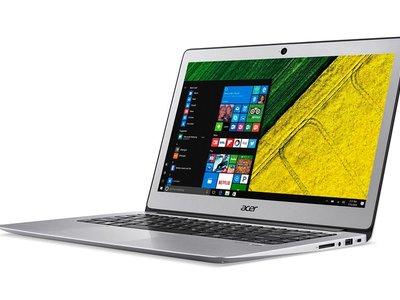 El Acer Swift SF314-51-30QN a precio de chollo y con un 10% de descuento extra este fin de semana, en eBay