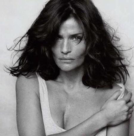 Supermodelos sin maquillaje en Harper's Bazaar