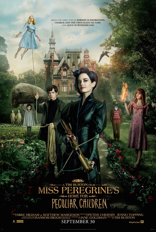 Foto de Carteles de 'El hogar de Miss Peregrine para niños peculiares' (19/19)