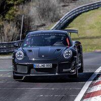 Porsche rompe récord de velocidad en Nürburgring y le quita el trono a Mercedes-AMG GT Black Series