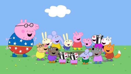 Peppa Pig no hace un buen uso del médico de cabecera, según un estudio