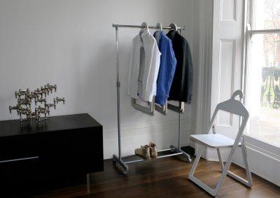 Las sillas-percha de Philippe Malouin