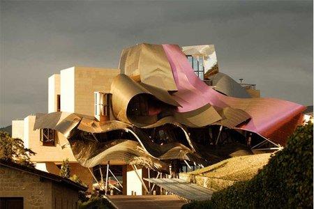 Hotel Marqués de Riscal, una propuesta de 5 estrellas