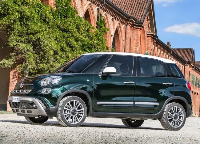 Fiat 500L 2018: Precios, versiones y equipamiento en México