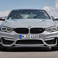 A BMW parece gustarle la idea de un M3 CS tanto como a ti