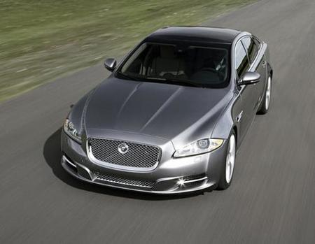 El secreto mejor guardado de Jaguar: el nuevo Jaguar XJ 2010