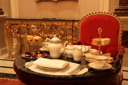Londres: dónde tomar un buen té a la inglesa