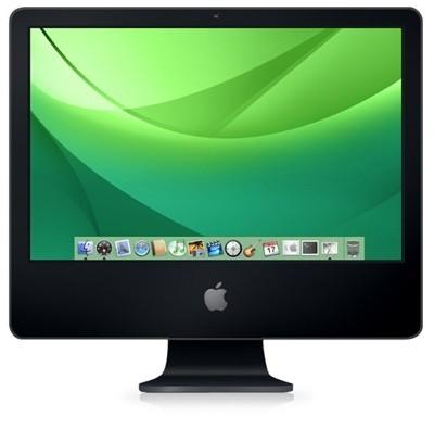 Rumor: El iMac se vestirá de negro