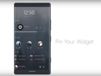 Este vídeo nos hace soñar con lo que podría ser Windows en móviles... si Microsoft quisiera dar un salto de fé