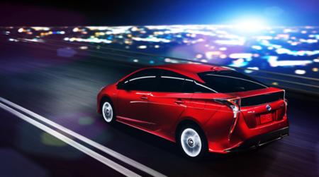 Así es la cuarta generación del Toyota Prius
