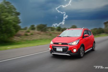 Manejamos el Chevrolet Spark Activ, ¿tiene sentido más allá de la mercadotecnia?
