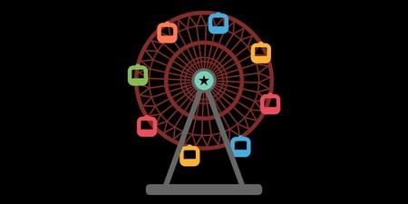 Cómo crear tus propios temas para móviles Samsung con la app Parque Temático