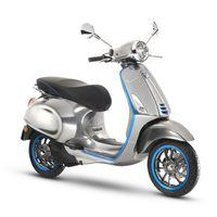 Vespa Elettrica, más cool que nunca con 2 kW y 100 km de autonomía eléctrica
