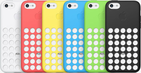 Fundas iPhone 5C