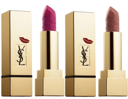 Ysl Roug Pur Couture Kiss Love Lipstick 3