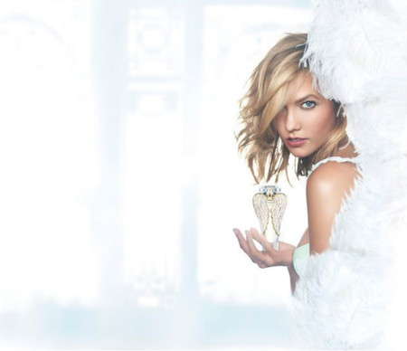 Karlie Kloss Heavenly Victorias Secret Dream Angels 2014