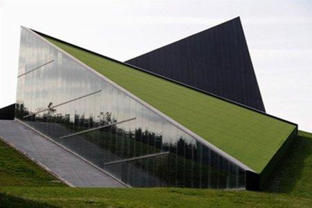 Un edificio que se controla desde un i-Pad