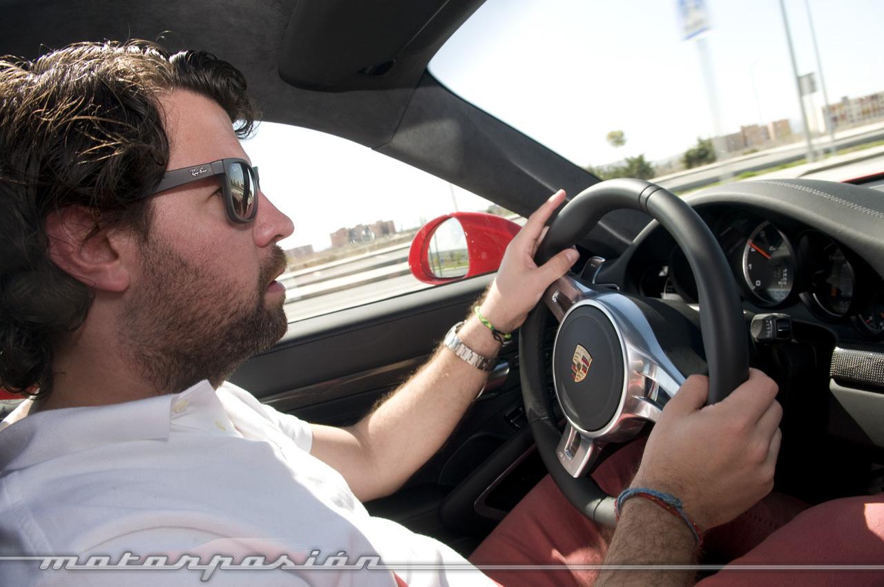 Foto de Porsche 911 Turbo (prueba) (14/33)