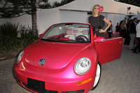 Volkswagen New Beetle Barbie