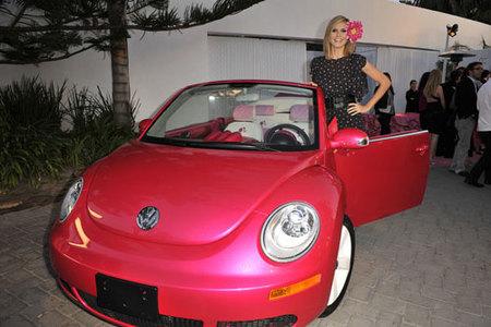 Volkswagen New Beetle Barbie