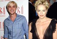 Tom Felton acosa a Sharon Stone en la nueva película de Tony Kaye