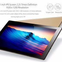 Tablet Onda Obook 20 Plus 64GB/4GB con Windows 10 por 135 euros