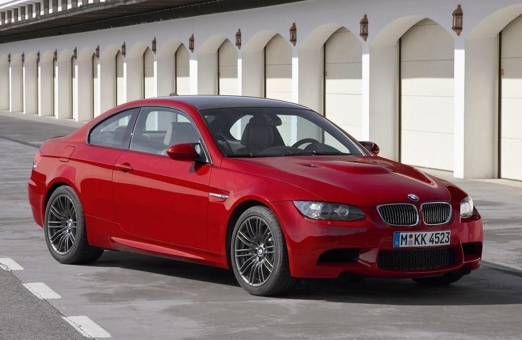 Foto de BMW M3 Coupé (31/38)
