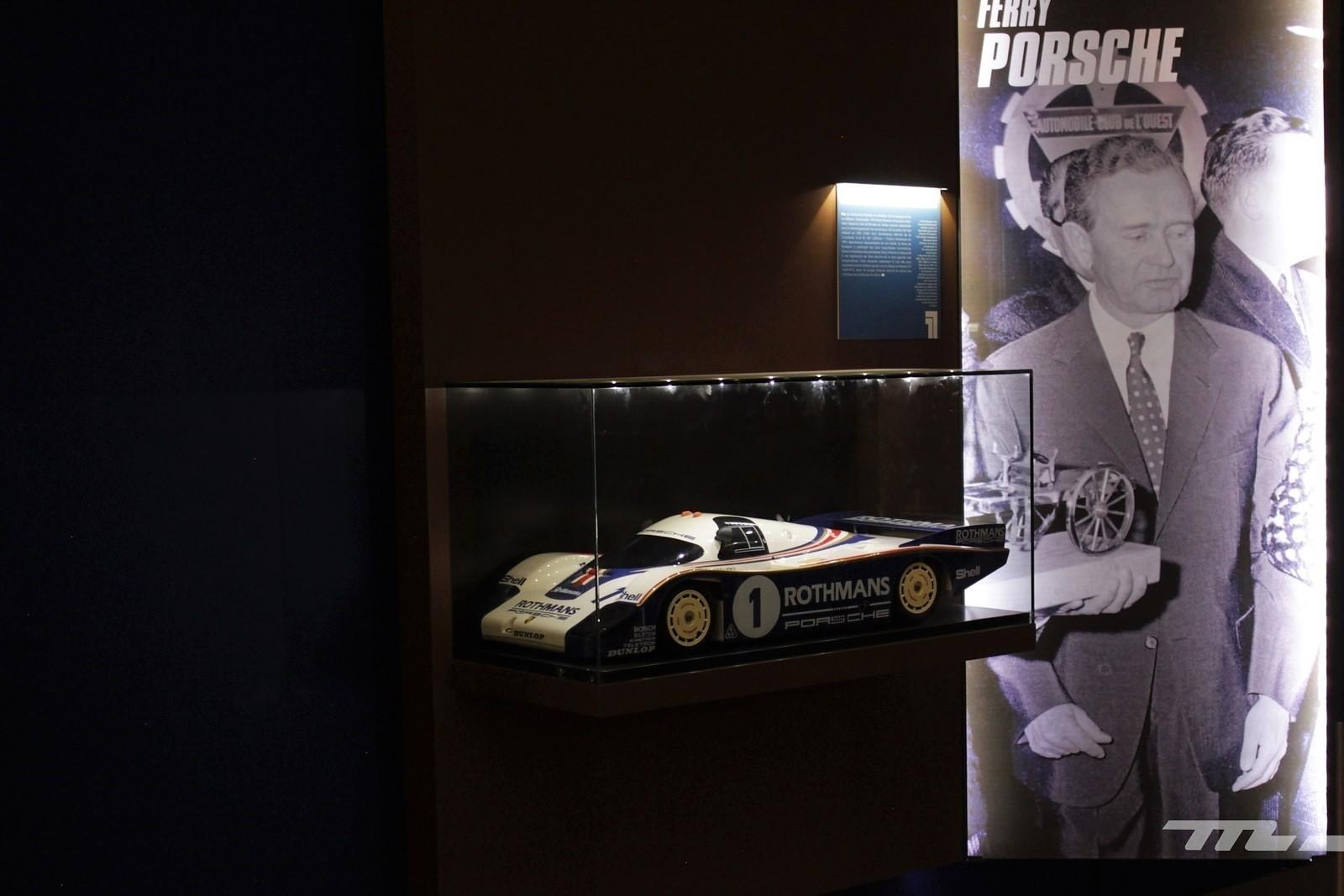 Foto de Museo de las 24 Horas de Le Mans (vista general) (7/23)