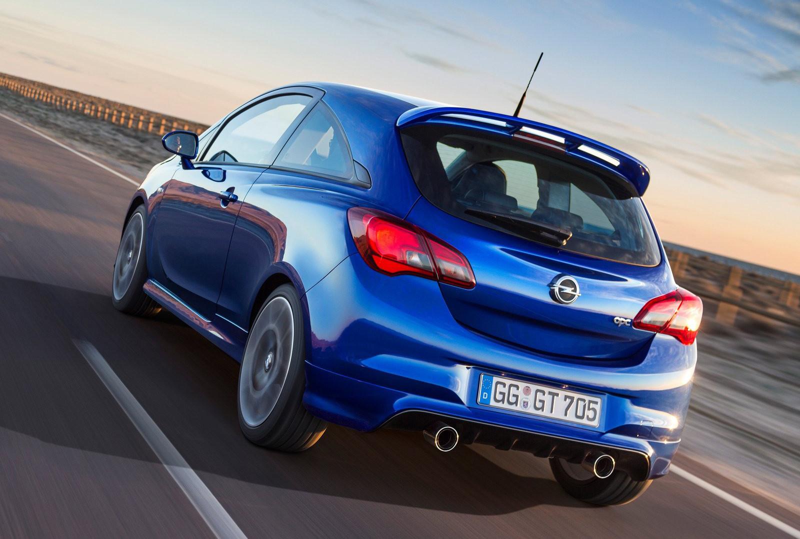 Foto de Opel Corsa (comparativa) (5/47)