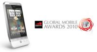 Global Mobile Awards: HTC Hero y Steve Jobs entre sus ganadores