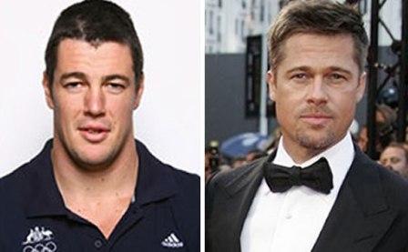 Brad Pitt, boxeador sin quererlo ni saberlo