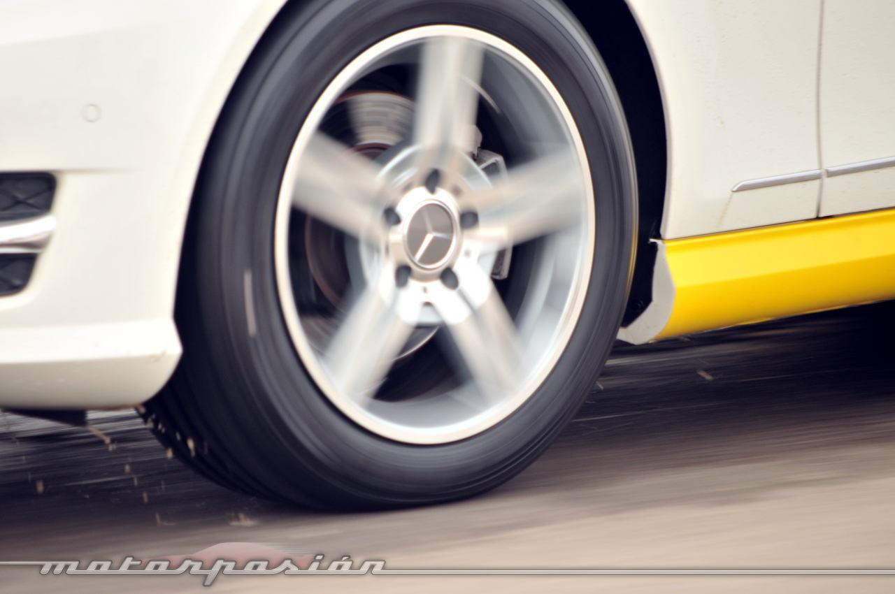 Foto de Dunlop Sport BluResponse, presentación y prueba en Yas Marina (9/24)
