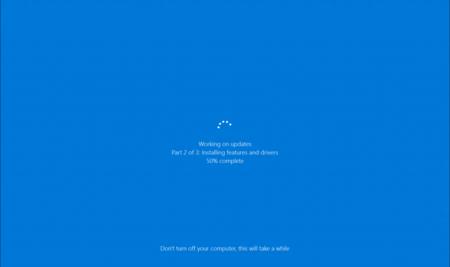 Las próximas versiones de Windows 10 te dejarán usar el ordenador mientras el sistema se actualiza