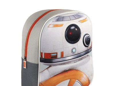 ¿Fan de Star Wars? Mochila BB-8 por sólo 11,15 euros en Amazon