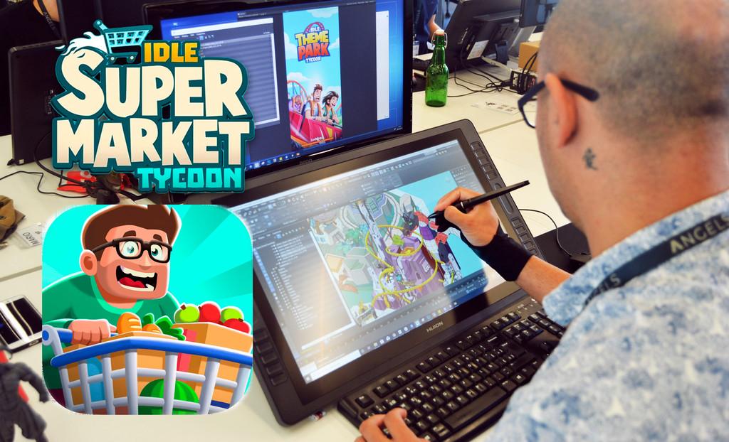 Todo lo que hay tras Idle Supermarket Tycoon, el juego inspirado en Mercadona que ha llegado a ser Top 1 en Estados Unidos