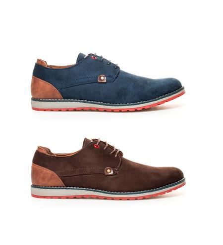 Zapatos de hombre Xti, rebajados por un precio de sólo 19,95 euros ¡Quedan pocos números!