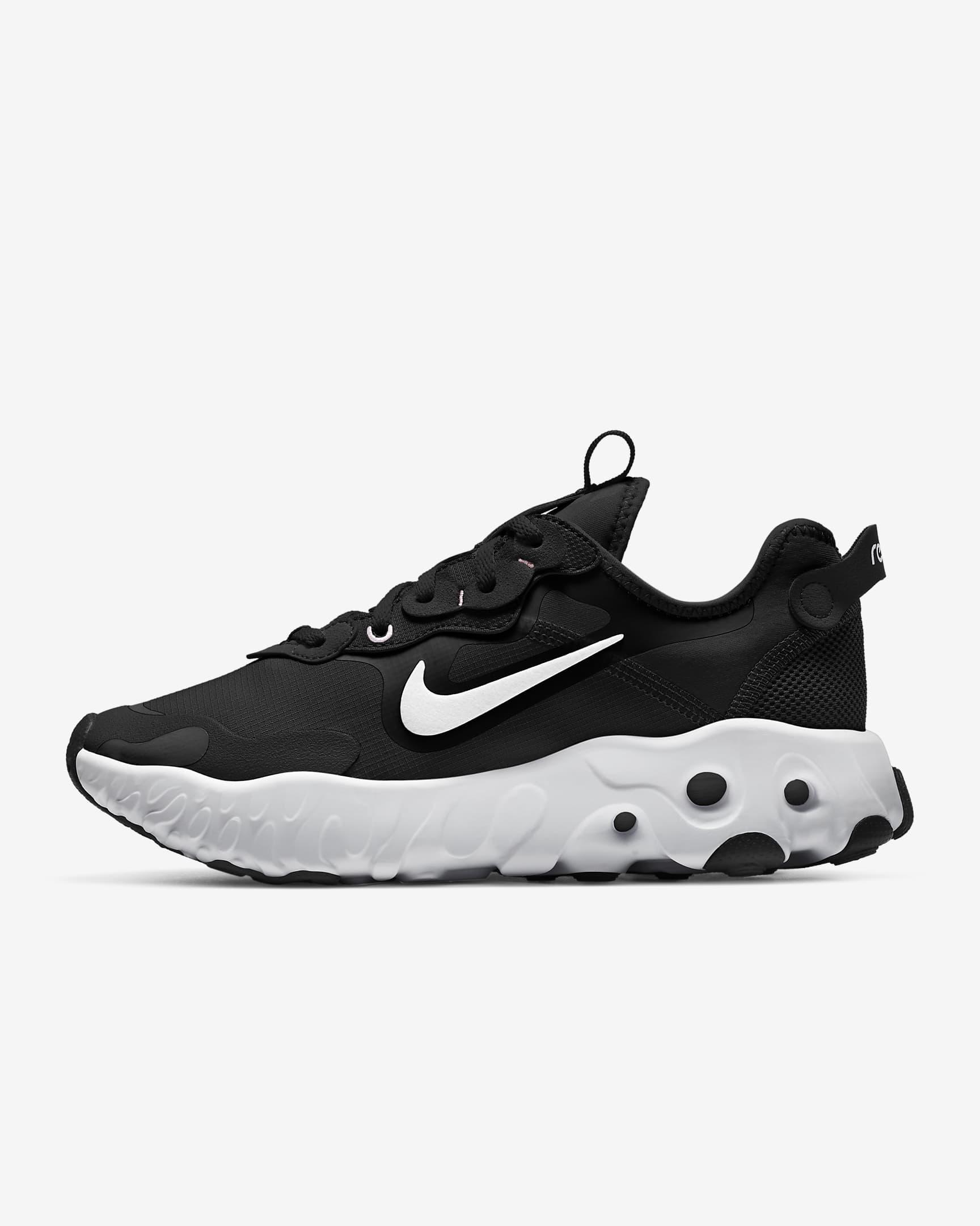 Estas zapatillas cuentan con la primera espuma React confeccionada específicamente para mujer y ofrecen una comodidad inigualable con un toque actual.