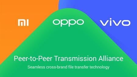El 'AirDrop' de Xiaomi, OPPO y Vivo es oficial: ya es posible transferir archivos vía WiFi en MIUI 11 y en la beta de ColorOS 7