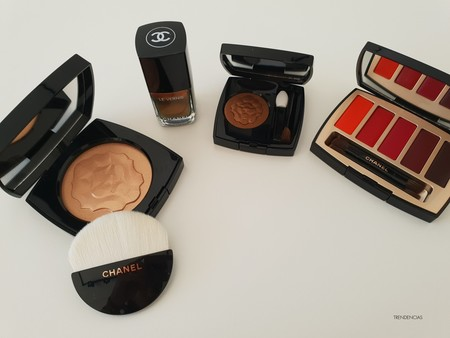 Chanel Maquillaje 2