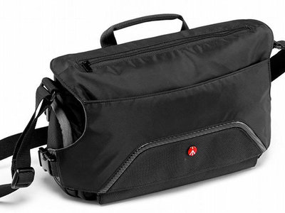 Manfrotto Advanced Pixi Messenger, una bolsa para tu cámara por 31,20 euros en Amazon