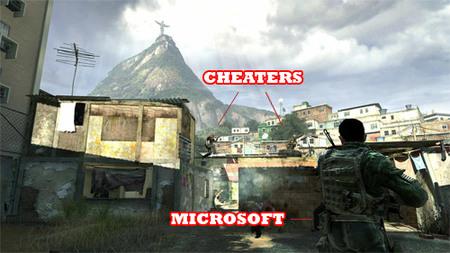 'Call of Duty: Modern Warfare 2': Microsoft banea a los cheaters
