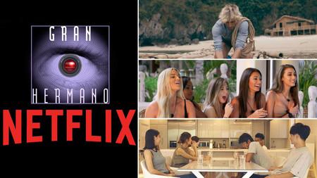 Lo más parecido a Gran Hermano en Netflix que hemos encontrado: realities en plataformas que puedes ver ya