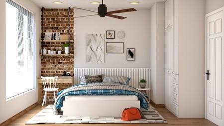 Pared de impacto en el dormitorio: cómo crear estilo con papel pintado (siete ideas)