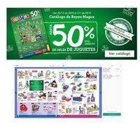 Toys `r us trae hasta un 50% de descuento en su catalogo de juguetes de navidad