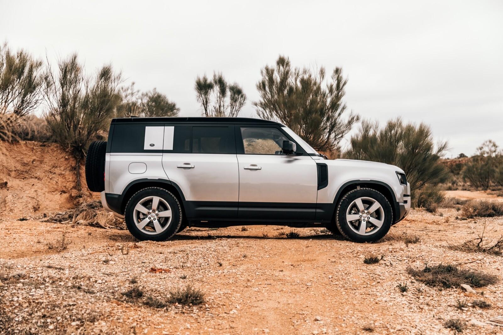 Foto de Land Rover Defender 110 (prueba) (25/41)