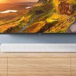 Xiaomi presenta una nueva barra de sonido minimalista en prestaciones y precio