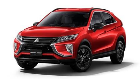 Mitsubishi Eclipse Cross Black Edition, más deportividad y tecnología para el SUV japonés