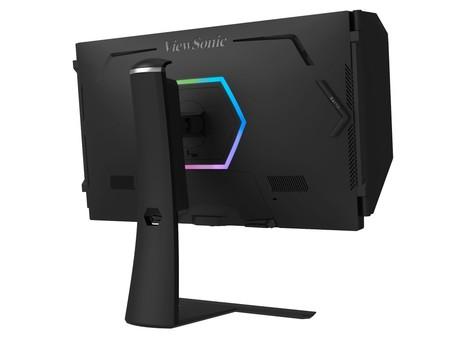 ViewSonic amplía el mercado de monitores gaming con tres nuevos modelos: resolución QHD o FullHD y panel plano o curvo