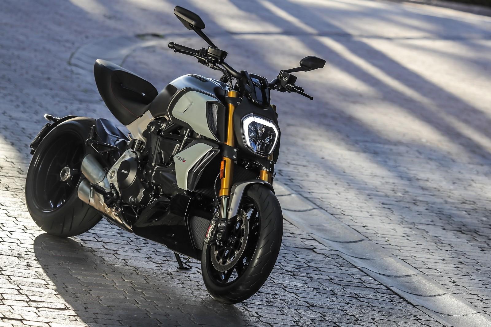 Foto de Ducati Diavel 1260 S 2019, prueba (31/59)